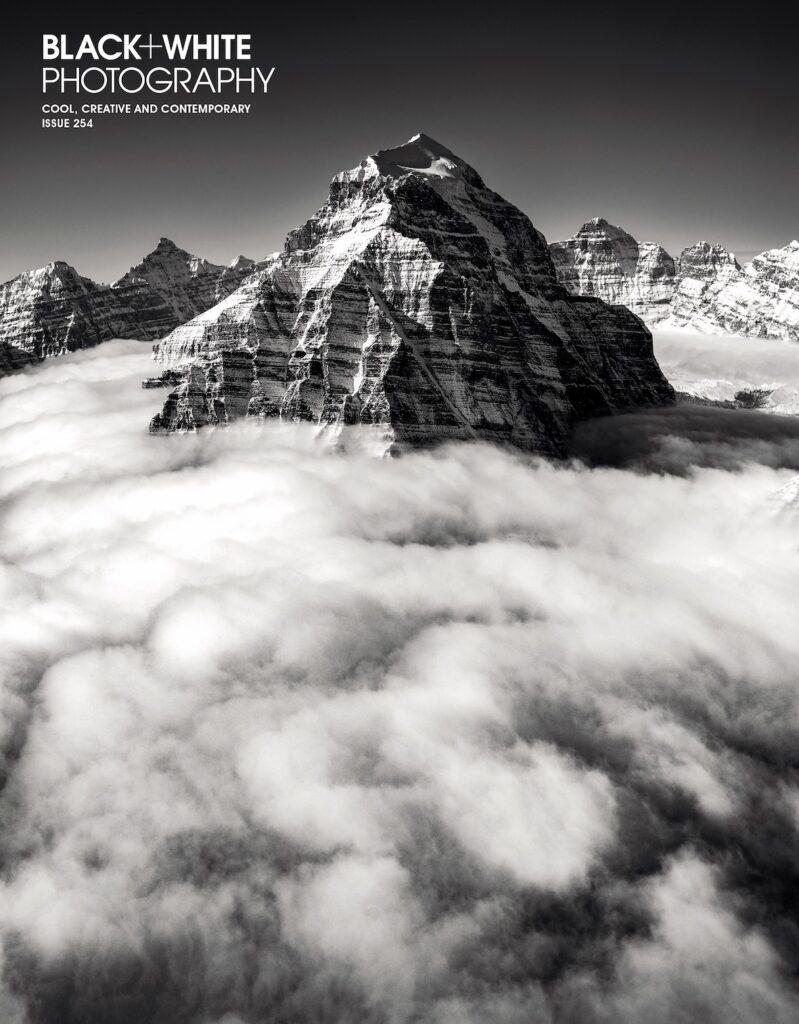 Black white photography 254 magazine